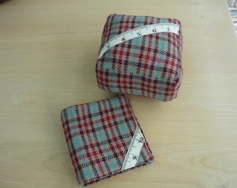 Pin Cushion and Needle case