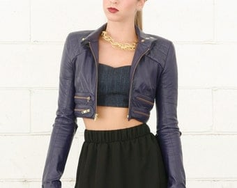 DISCOUNTED Handmade Genuine Leather Jacket