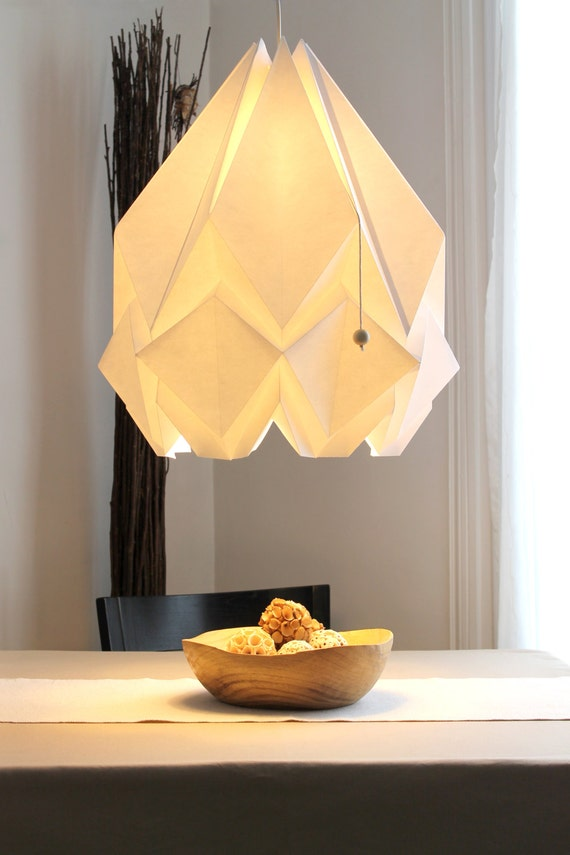 Xxl origami lamp oversized pendant light perfect for your like this item aloadofball Choice Image