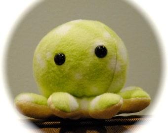Green Plaid Octoplushie