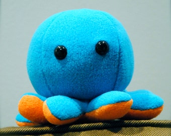 Blue Guy Octoplushie (DISCOUNTED!)