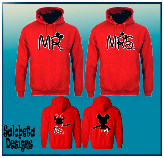 mr and mrs sweaters mr and mrs pullover mickey and by salobeta. Black Bedroom Furniture Sets. Home Design Ideas