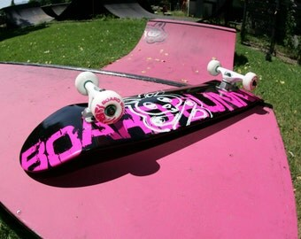Board Bunnies Skateboard Deck