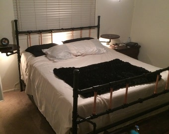 Ca king bed frame