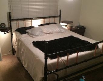 Ca king bed frame