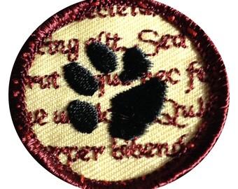 Biblio Cat Merit Badge