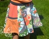 Pocket Full of Posies Skirt PDF pattern