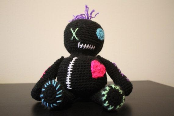 Amigurumi Crochet Voodoo Doll