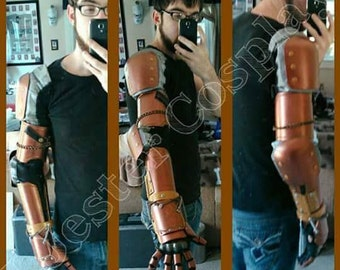 Single Wearable prop arm