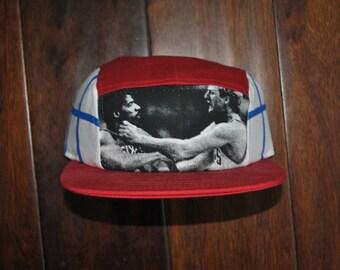 Very Rare NBA Larry Bird/Julius Erving Hat