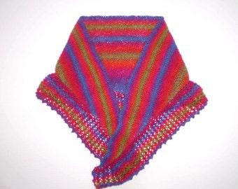 Knitted Hug - Multicoloured