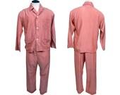 Mens Vintage Silk Pajamas Lord Nobelt