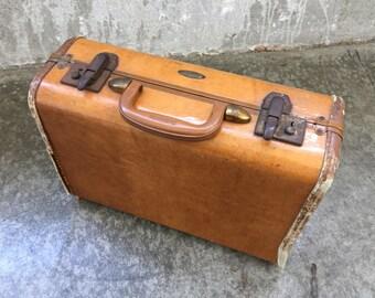 Small Vintage Samsonite Suitcase/Luggage