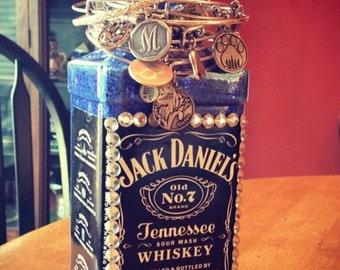 Jack Daniels Jewelry Holder