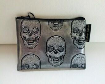 Skull  Wallet.