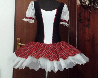 Tutu Scottish order only for ballet