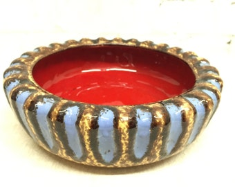 Magnificent Mid-Century Serving Bowl