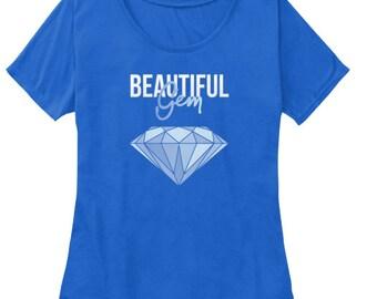 Beautiful Gem Women's Shirt