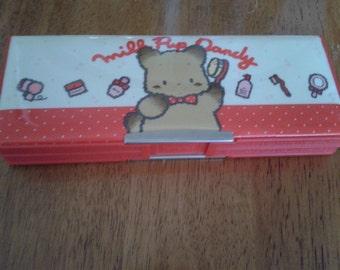 Milk pup dandy Japanese Pencil Case/ Pencase