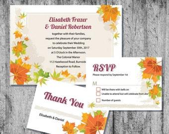 Downloadable Wedding Invitation, Printable Wedding Invitation, Floral Wedding Invitation, Wedding Invitation, Downloadable Wedding Invites,