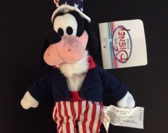 Disney Uncle Sam Goofy