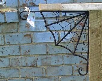 Iron Spider web