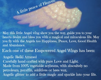 Angel Reiki Wings of Love & Light