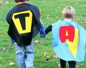 Superhero Capes  Costume  Princess Kids Cape Party Favors Halloween