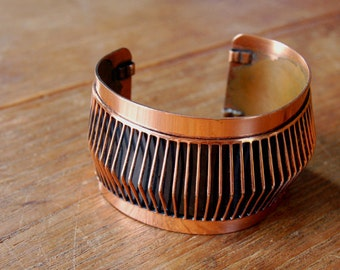Renior Copper Cuff