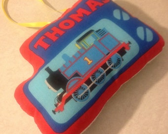 Thomas the Tank Engine Christmas Tree Ornament #1
