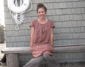 Organic Linen Heather Shift