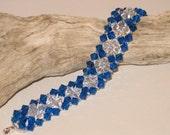 Swarovski Woven Bracelet
