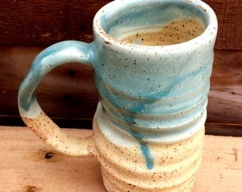 Large Two-tone Mug