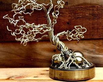 Aluminum & Steel Wire Tree