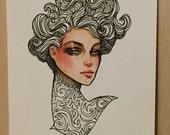 Inked Lady Series 16