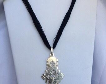 Necklace, Ethiopian Coptic Cross necklace, Ethiopian beads, Coptic cross, Ethiopian jewelry, African jewelry