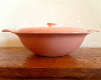 Russel Wright Lidded Serving Dish