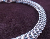 Micro Full Persian Bracelet - Chain Maille