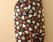 Halloween Ghosts Pumpkins Jack-o-lantern Shopping Bag Plastic Bag Grocery Bag Holder