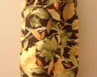 Leaves Autumn Fall Shopping Bag Plastic Bag Grocery Bag Holder