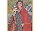 ATPC01 - Anne Taintor Postcard Magnet - cash if for amateurs - Funny Retro - Great for Fridge, Stocking Stuffer, Thank You Gift