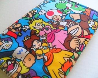 Nintendo Laptop Case - MacBook Air - MacBook Pro - Samsung - Microsoft Surface - Chrome - Ipad Pro - Mario Brothers