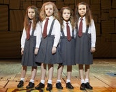 Matilda the Musical American Girl Doll Costume