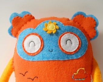 Good Day Plush / Eco Friendly Plushie Stuffed Toy