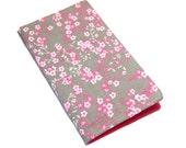 2016 Slimline Planner/Diary - Pink Cherry Blossom