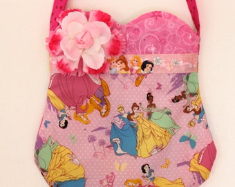 All The Princesses Together Purse