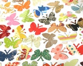 Adventure - Assorted Butterfly Die Cuts