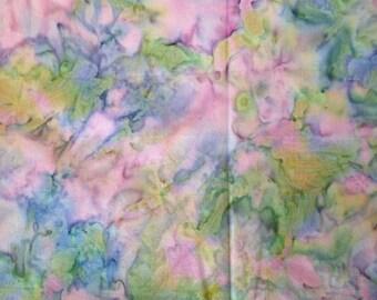 Kaleidoscope Solid Batik by Anthology Fabrics #1072 - 1 Yard - Last Piece