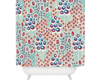 Liberty Natural Shower Curtain