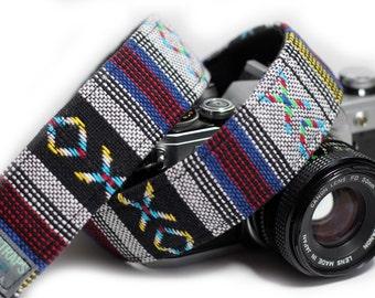 Tribal Camera Strap - Southwestern Strap - Yakima